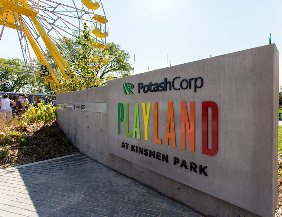 PotashCorp Playland at Kinsmen Park