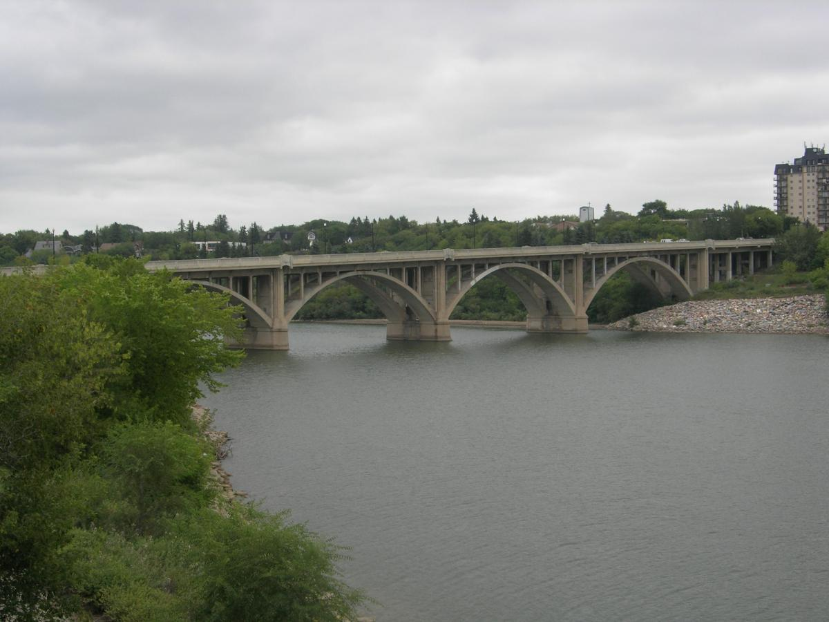 Broadway Bridge - 2015