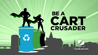 Be a Cart Crusader - Help your Neighbour