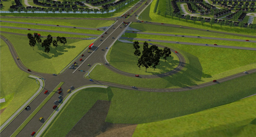McOrmond Interchange