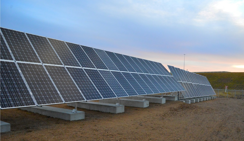 Saskatoon Solar Power Demonstration Site