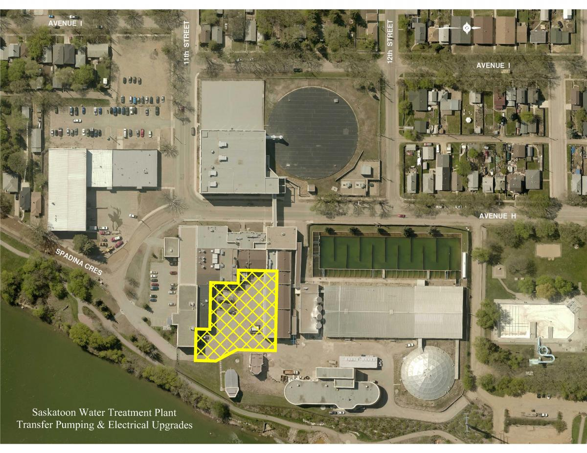 Water Treatment Plant Upgrades