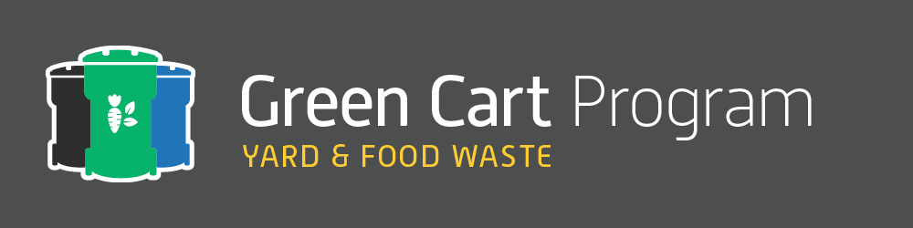 Green Cart Page Banner