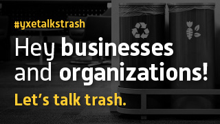 Business Talks Trash