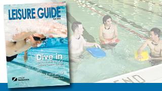 2016 Fall Leisure Guide image