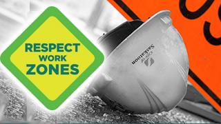 Respect Work Zones