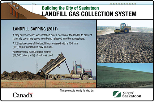 Landfill Capping - 2011