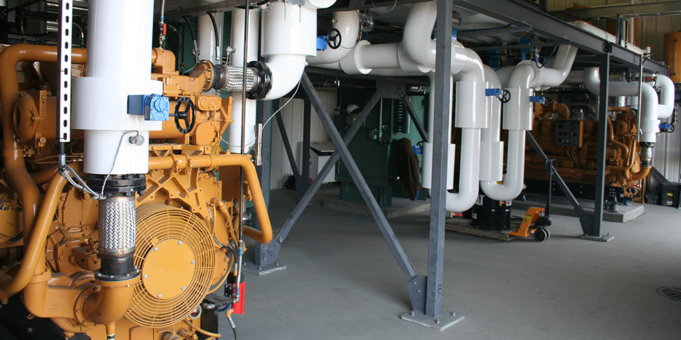 Landfill Gas Engine-Generators