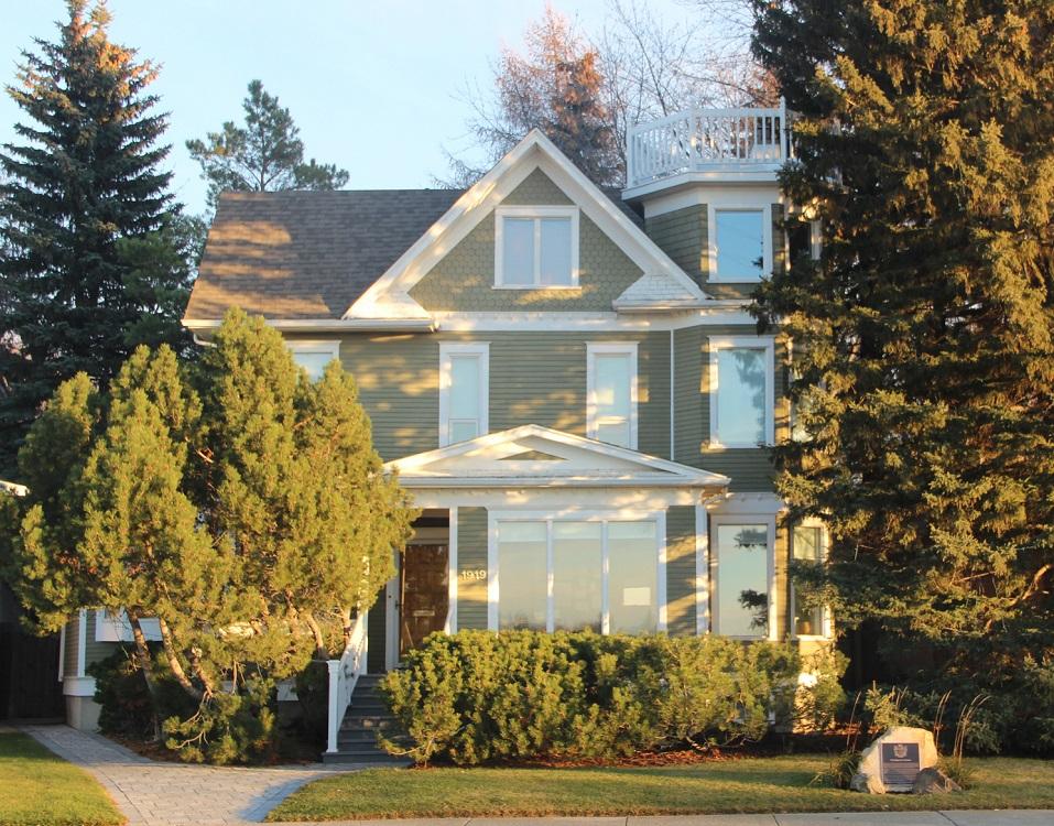 Photo of Pendygrasse House on St Henry Avenue