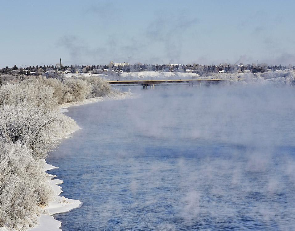 Scenic River shot