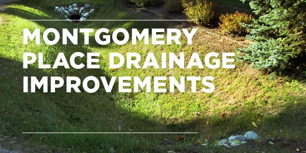 Montgomery Place Drainage Improvements