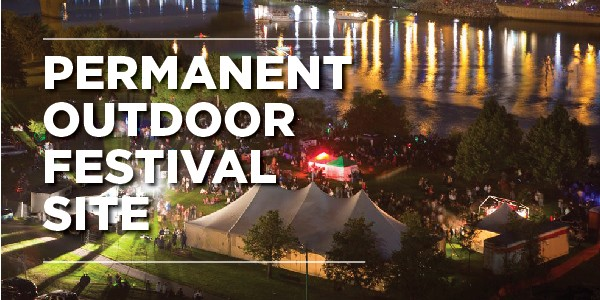 Permanent Outdoor Festival Site page image