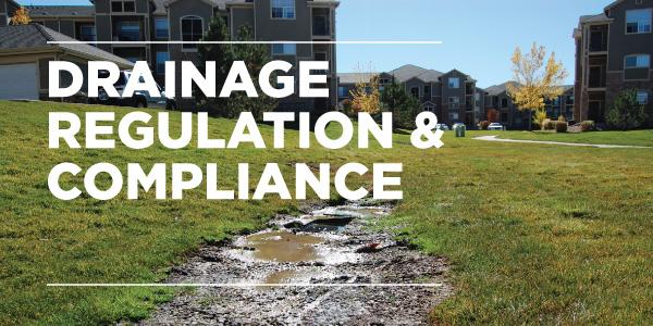 Drainage Regulation and Compliance