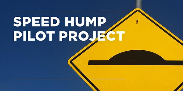 Engagement speed hump