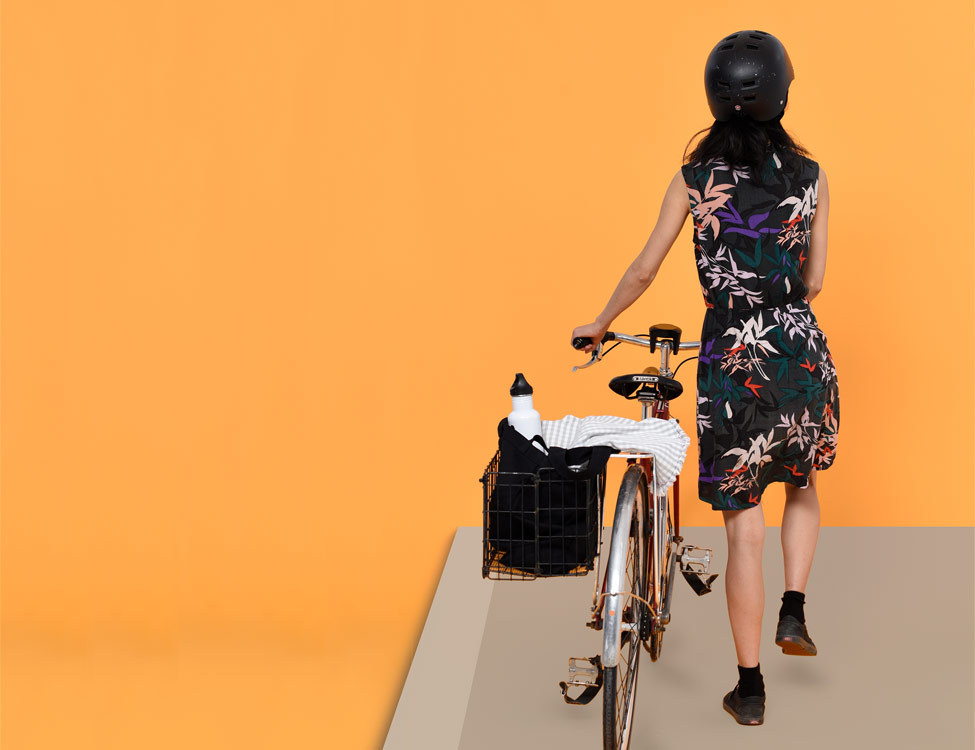 walk bike
